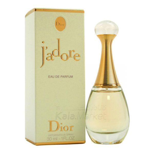 Kala-Market - DIOR JADORE1 600x600 - ادو پرفیوم زنانه دیور ژادور Christian Dior J'adore