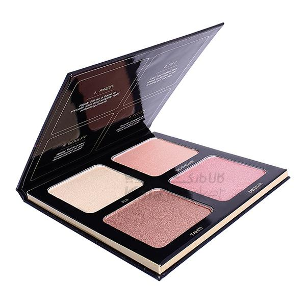 Kala-Market - HUDABEAUTY 3D HIGHLIGHTER PALET24 - پالت هایلایتر هدی بیوتی (HUDABEAUTY 3D HIGHLIGHTER PALETTE 2)