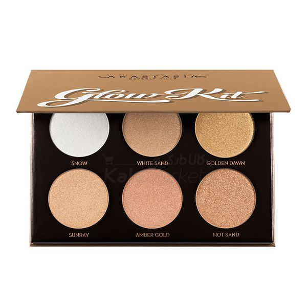 Kala-Market - ANASTASIA BEVERLY HILLS ULTIMATE GLOWKI 1 - هایلایتر 6 تایی آناستازیا (ANASTASIA BEVERLY HILLS ULTIMATE GLOWKIT)