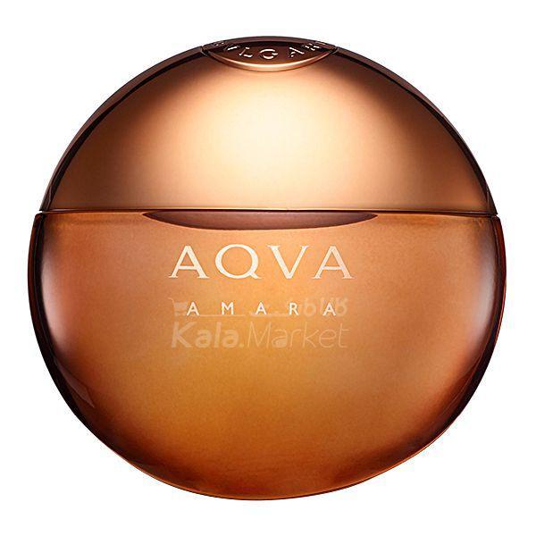 Kala-Market - BVLGARI AQVA AMARA1 - ادو تويلت مردانه بولگاري مدل Bvlgari Aqva Amara
