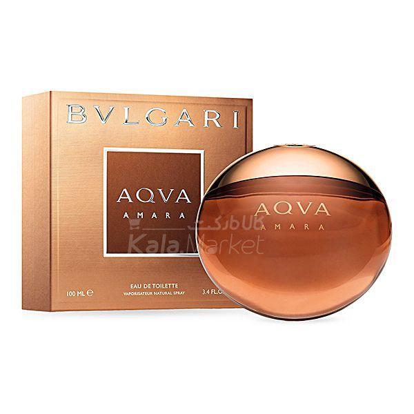 Kala-Market - BVLGARI AQVA AMARA3 - ادو تويلت مردانه بولگاري مدل Bvlgari Aqva Amara
