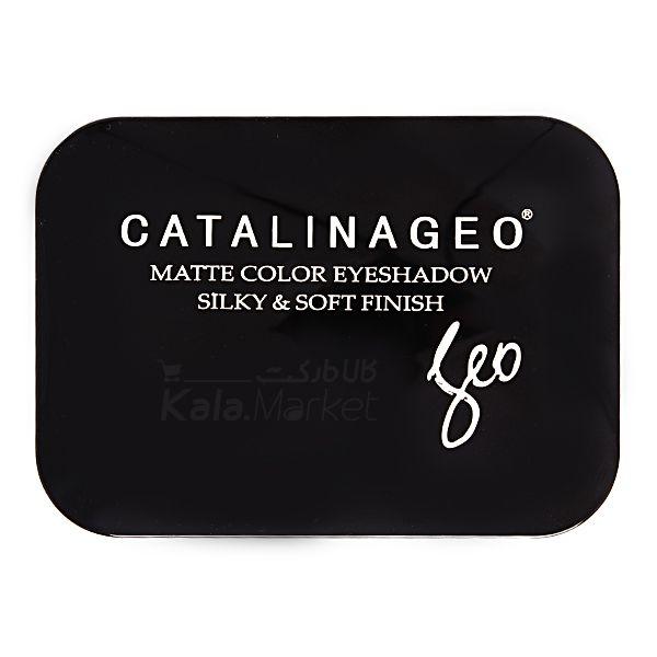 Kala-Market - CATALINAGEO EYESHADOW2 6 - پالت سایه کاتالینا جیو (کد11) CATALINAGEO EYESHADOW