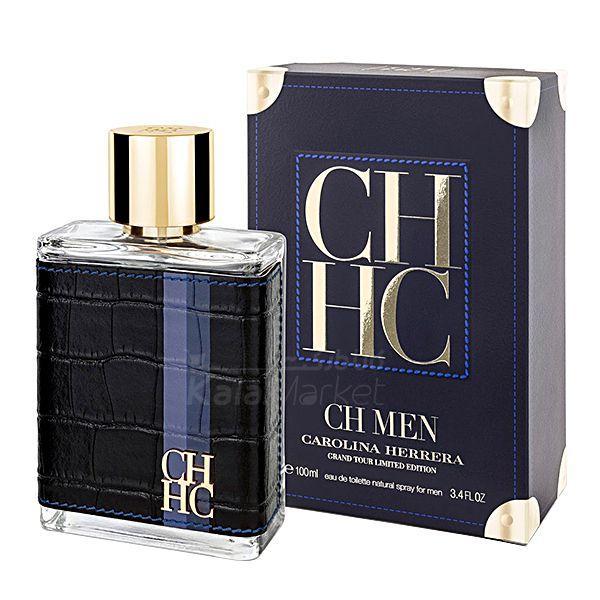Kala-Market - CH MEN2 - ادو تويلت مردانه کارولينا هررا مدل Carolina Herrera CH Men Grand Tour