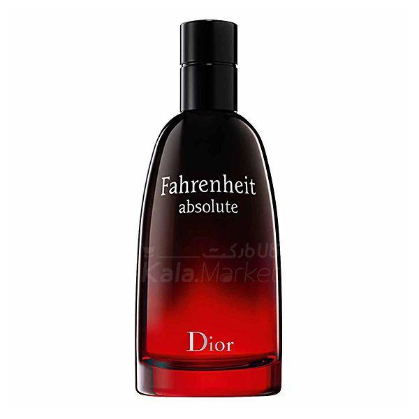 Kala-Market - DIOR FAHRENHEIT ABSOLUTE1 - ادو تويلت مردانه ديور مدل Dior Fahrenheit Absolute
