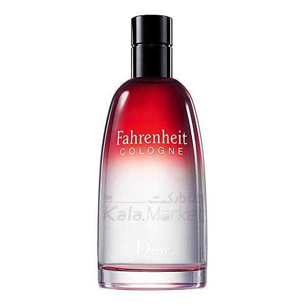 Kala-Market - DIOR FAHRENHEIT COLOGNE1 - ادوکلن مردانه ديور مدل Dior Fahrenheit Cologne