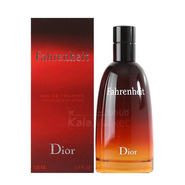 Kala-Market - DIOR FAHRENHEIT4 - ادو تويلت مردانه ديور مدل Dior Fahrenheit
