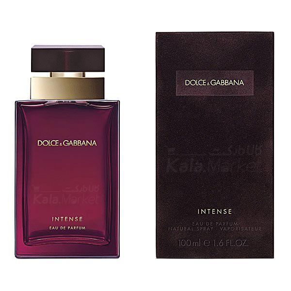 Kala-Market - DOLCE GABBANA INTENSE2 - ادو پرفيوم زنانه دولچه اند گابانا Dolce And Gabbana Intense