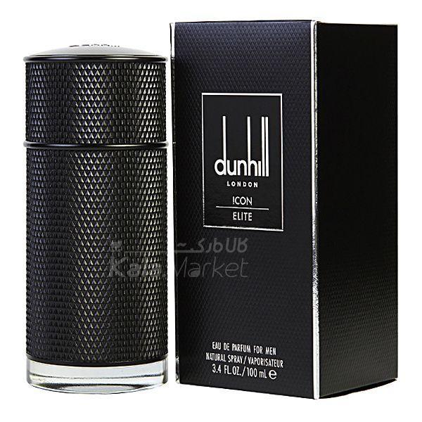 Kala Market-کالا مارکت- DUNHILL LODON ICON ELITE2 - ادو پرفيوم مردانه دانهيل مدل Dunhill Icon Elite