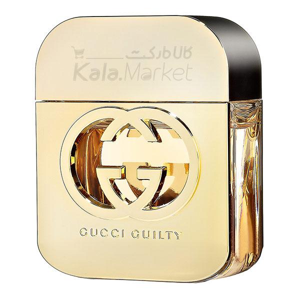 Kala Market-کالا مارکت- GUCCI GUILTY1 1 - طرح اصلی ادو تويلت زنانه گوچي مدل Gucci Guilty