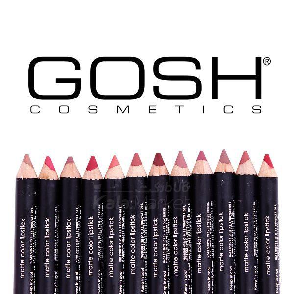 Kala Market-کالا مارکت- Gosh Pen 2  600x600 - رژ لب مدادی 12 عددی جامد گاش (Gosh Lipstick)