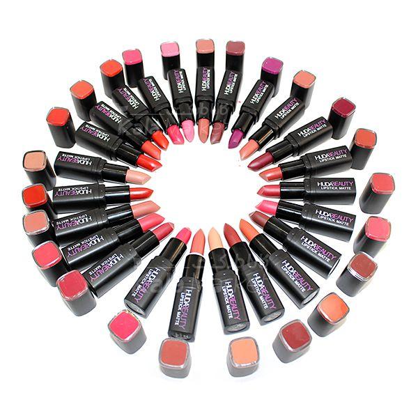 Kala Market-کالا مارکت- HudaBeauty Lipstick 24 2 - پک 24 عددی رژلب جامد هدی بیوتی (HUDABEAUTY LIPSTICK PACK)