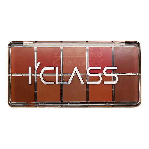 Kala Market-کالا مارکت- ICLASS LIP PALET 5 - پالت رژ آی کلاس (I'CLASS Lipstick Palette)