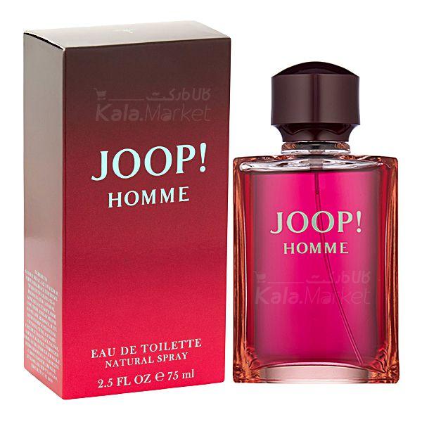 Kala Market-کالا مارکت- JOOP HOMME2 - ادو تويلت مردانه ژوپ مدل Joop Homme
