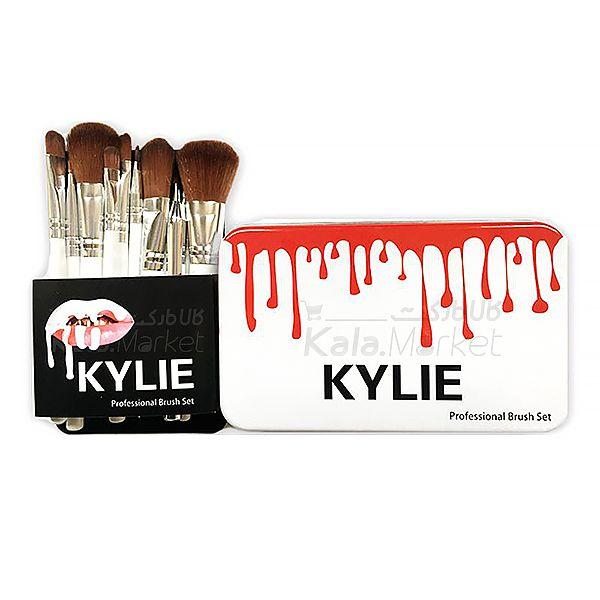 Kala-Market - KILIE Pro Brush Set 2 - براش 12 تایی کایلی (KYLIE 12PIC BRUSH)