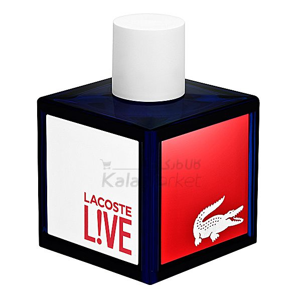Kala Market-کالا مارکت- LACOSTE LIVE1 - ادو تويلت مردانه لاکاست Lacoste Live