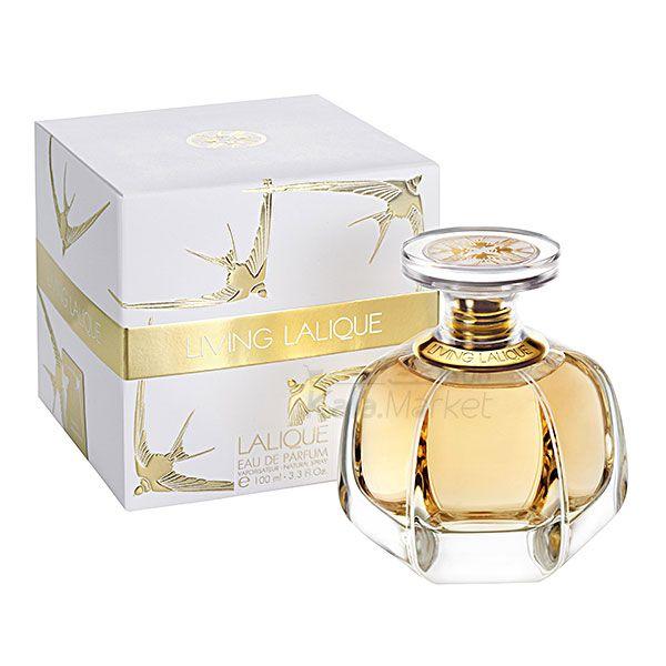 Kala Market-کالا مارکت- LALIQUE LIVING2 - ادو پرفيوم زنانه لاليک مدل Lalique Living Lalique