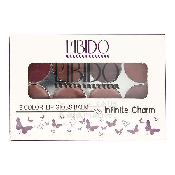 Kala-Market - Libido Palette 3 - پالت رژ لب لیبیدو (LIBIDO Lipstick Palette)