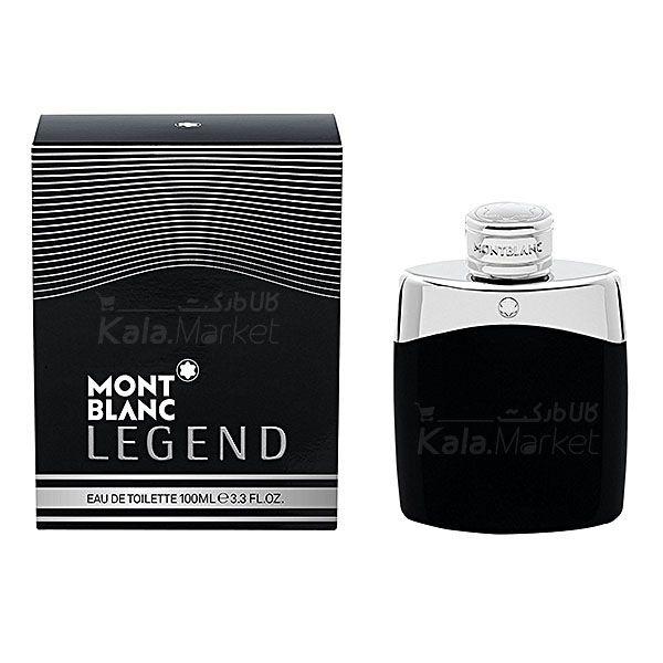 Kala-Market - MONT BLANCE EMBLEM LEGEND2 - ادو تويلت مردانه مون بلان مدل Mont Blanc Legend