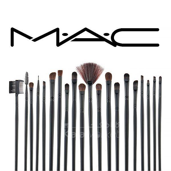 Kala-Market - Mac 32 Brush Set 6 - براش 32 تایی مک (MAC 32 Brush Set)