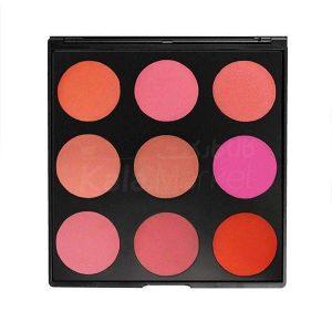Kala-Market - Morphe 9B The Blushed Blush Palette 01 300x300 - پالت رژگونه 9 عددی مورف (Morphe 9B The Blushed Blush Palette)