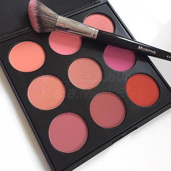 Kala-Market - Morphe 9B The Blushed Blush Palette 05 - پالت رژگونه 9 عددی مورف (Morphe 9B The Blushed Blush Palette)