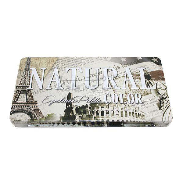 Kala-Market - NATURAL EYESHADOWS 3 - پالت سایه نچرال  ( NATURAL EYESHADOWS )