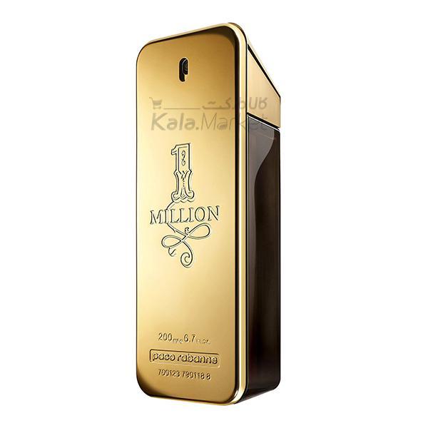Kala Market-کالا مارکت- PACO RABANNE 1 MILLION 1 - ادو تويلت مردانه پاکو رابان مدل Paco Rabanne 1 Million
