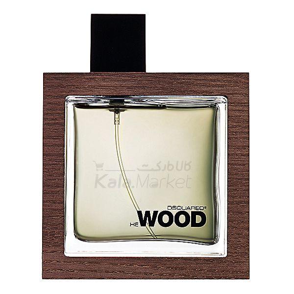 Kala-Market - ROCKY MOUNTAIN WOOD1 - ادو تويلت مردانه ديسکوارد مدل Dsquared He Wood Rocky Mountain Wood