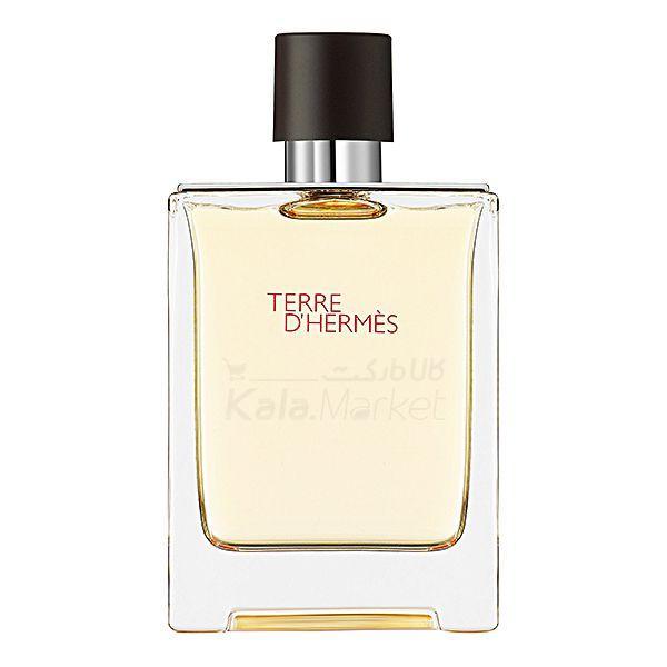 Kala Market-کالا مارکت- TERRE DHERMES1 - ادو تويلت مردانه هرمس مدل Hermes Terre DHermes