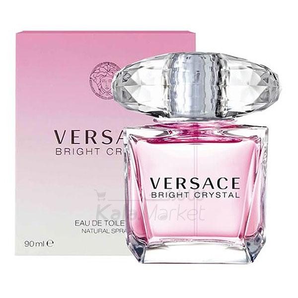 Kala-Market - VERSACE BRIGHT CRYSTAL2 - ادو تويلت زنانه ورساچه مدل Versace Bright Crystal