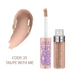 Kala-Market - 4 TAUPE WITH ME 25 - برق لب میبلین کد 50 (Maybelline Lip Gloss Pink Pizazz 50)