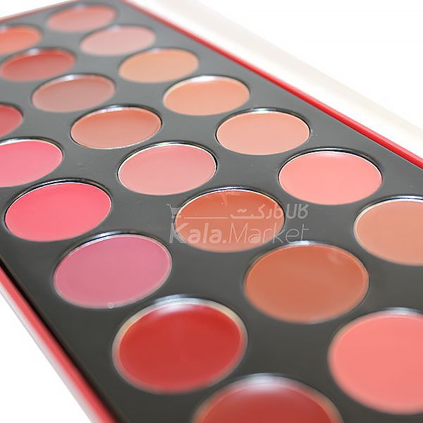 Kala-Market - Artskin Lipgloss Concealer Palette 3 - پالت رژ 24 رنگ آرت اسکین (ARTSKIN LIPGLOSS CONCEALER PALETTE)