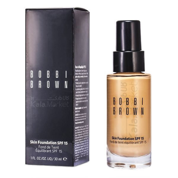 Kala-Market - Bobbi Brown Skin Foundation 1 - کرم پودر بابی براون (Bobbi brown  Skin Foundation Spf 15)