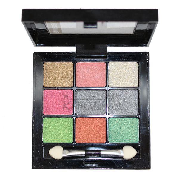 Kala-Market - Doucce eyeshadow 1 2 - پالت سایه دوسه کد 03 (Doucce Eyeshadow Palette Code 03)
