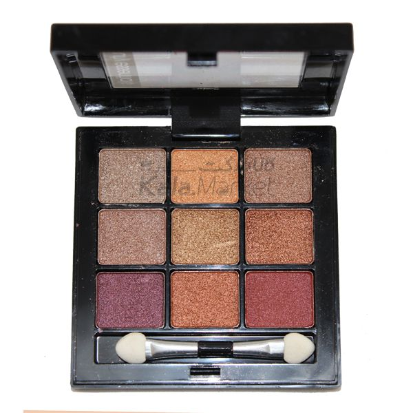 Kala-Market - Doucce eyeshadow 1 - پالت سایه دوسه کد 01 (Doucce Eyeshadow Palette Code 01)