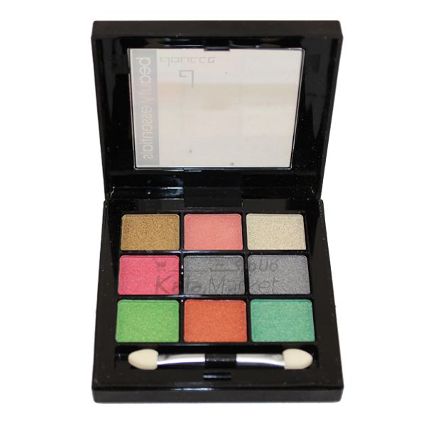 Kala-Market - Doucce eyeshadow 2 2 - پالت سایه دوسه کد 03 (Doucce Eyeshadow Palette Code 03)