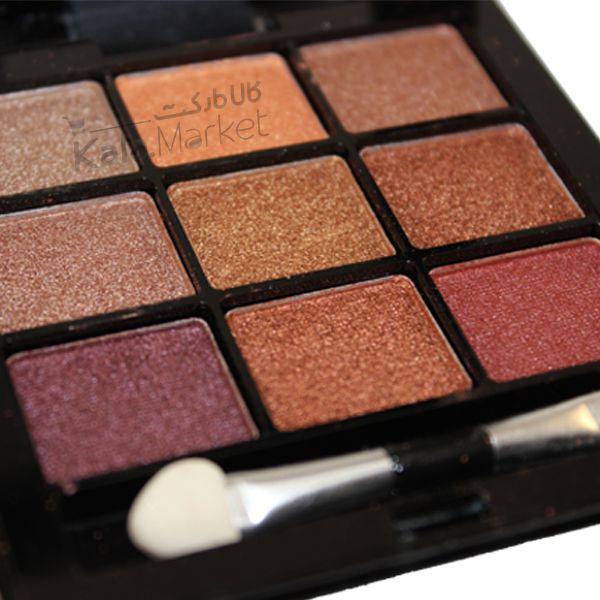 Kala-Market - Doucce eyeshadow 3 - پالت سایه دوسه کد 01 (Doucce Eyeshadow Palette Code 01)