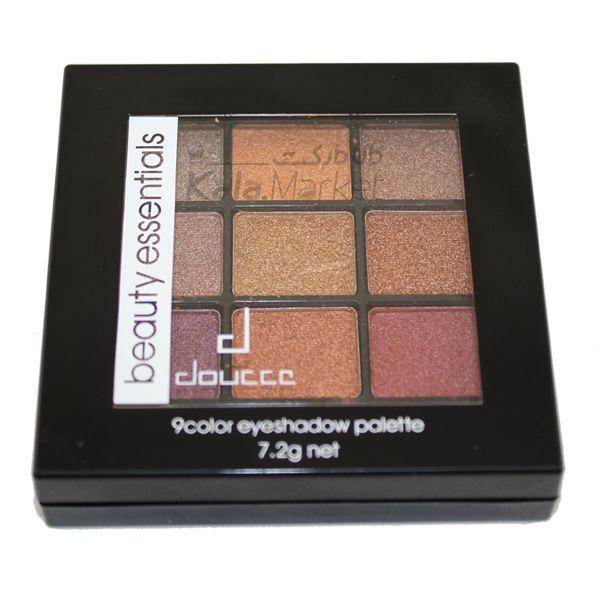 Kala-Market - Doucce eyeshadow 4 - پالت سایه دوسه کد 01 (Doucce Eyeshadow Palette Code 01)