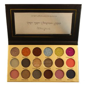Kala-Market - Glamierre eyeshadow palette 1edited 300x300 - پالت سایه شاین و مات و اکلیل گلامیر (Glamierre Solar Glow Eyeshadow Palette)