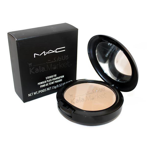 Kala Market-کالا مارکت- MAC FACE POWDER 1 - پنکک استودیو فیکس مک (MAC FACE POWDER)
