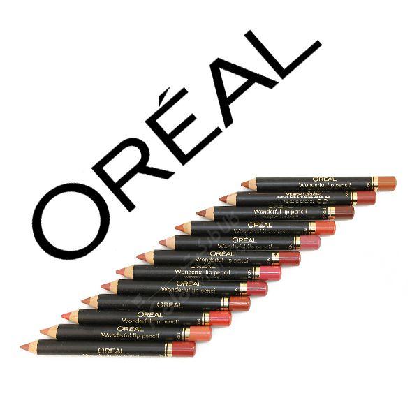 Kala Market-کالا مارکت- OREAL Pen Lipstick 4 - رژ لب 12 عددی جامد لورآل (L'OREAL Lipstick)