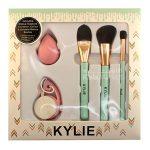 Kala-Market - 2 5 150x150 - ست 5 تایی پد و براش کایلی (KYLIE Makeup Headband & Brush Set)