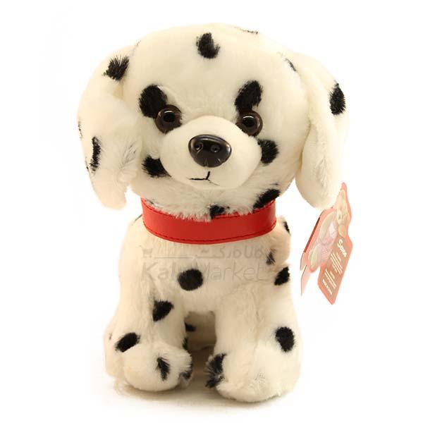Kala Market-کالا مارکت- Dog5 2 - عروسک سگ خالدار