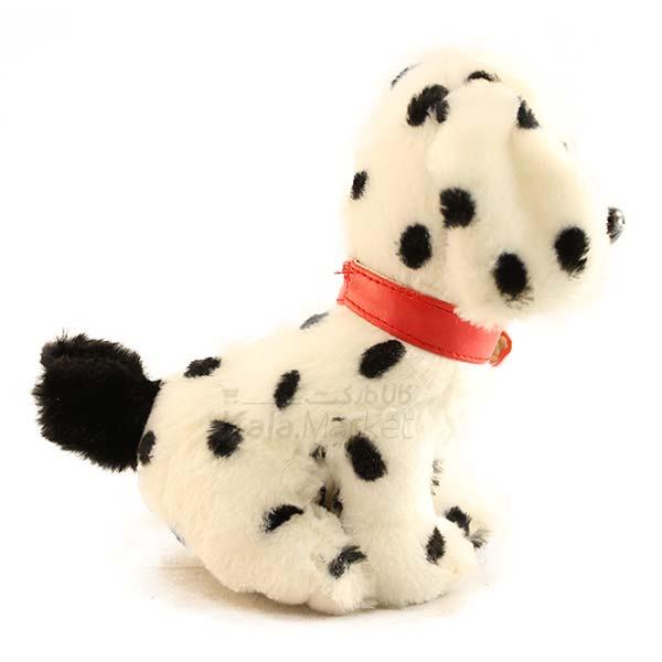 Kala Market-کالا مارکت- Dog5 3 - عروسک سگ خالدار