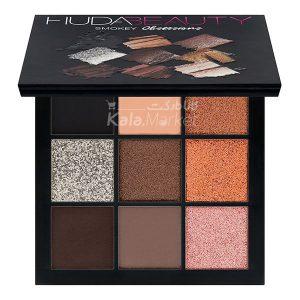 Kala-Market - Huda Beauty Obsessions Palette Smokey1 300x300 - پالت سایه 9 تایی هدی بیوتی اسموکی (Huda Beauty Obsessions Palette Smokey)