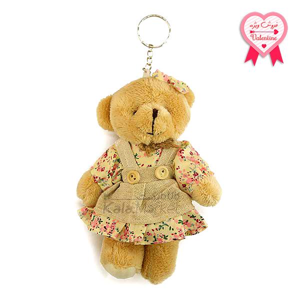Kala Market-کالا مارکت- bearFE 1 1 - خرس عروسکی دختر