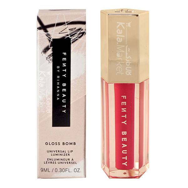 Kala-Market - fb pack A - پک رژ مایع 3 تایی فنتی بیوتی ست 1 (FENTY BEAUTY Gloss Bomb Liquid Lipstick A)