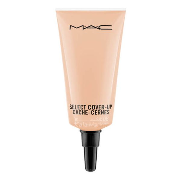 Kala-Market - mac concealer1 - کانسیلر مایع مک (MAC Select Cover-Up Concealer)