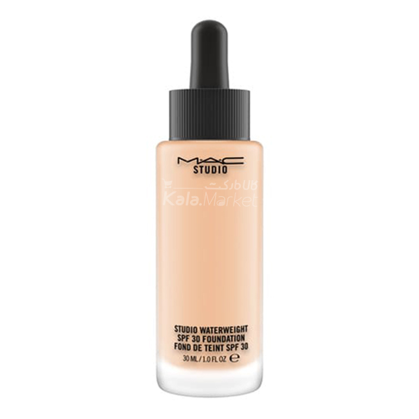 Kala Market-کالا مارکت- mac studio waterweight spf30 foundation0 - کرم پودر روزانه مک (MAC Studio Waterweight SPF 30 Foundation)
