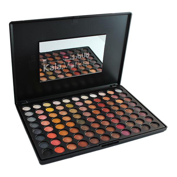 Kala-Market - miss rose eyeshadow2 - پالت سایه حرفه ای 88 تایی میس رز (MISS ROSE 88 Color High Gloss Eyeshadow Palette)